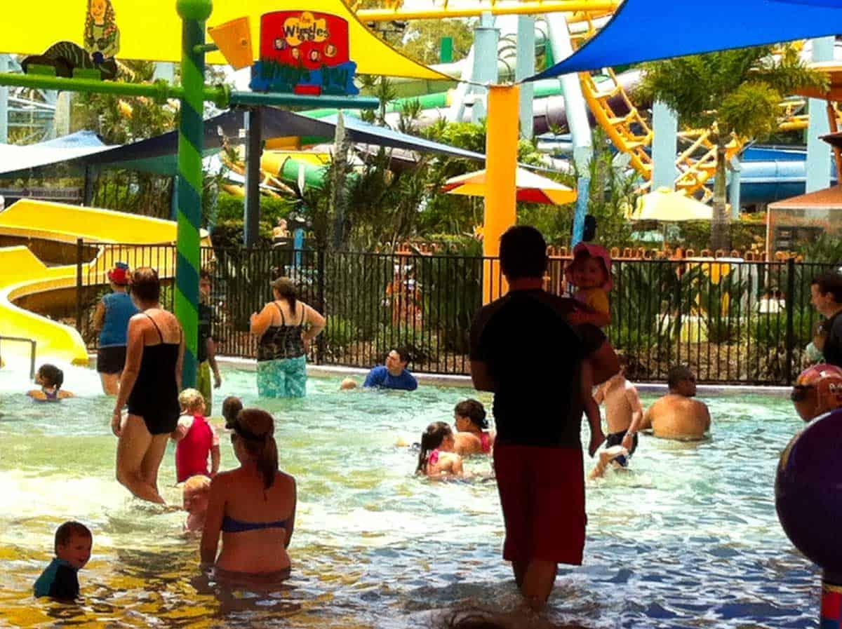 WhiteWater World: Gold Coast Water park