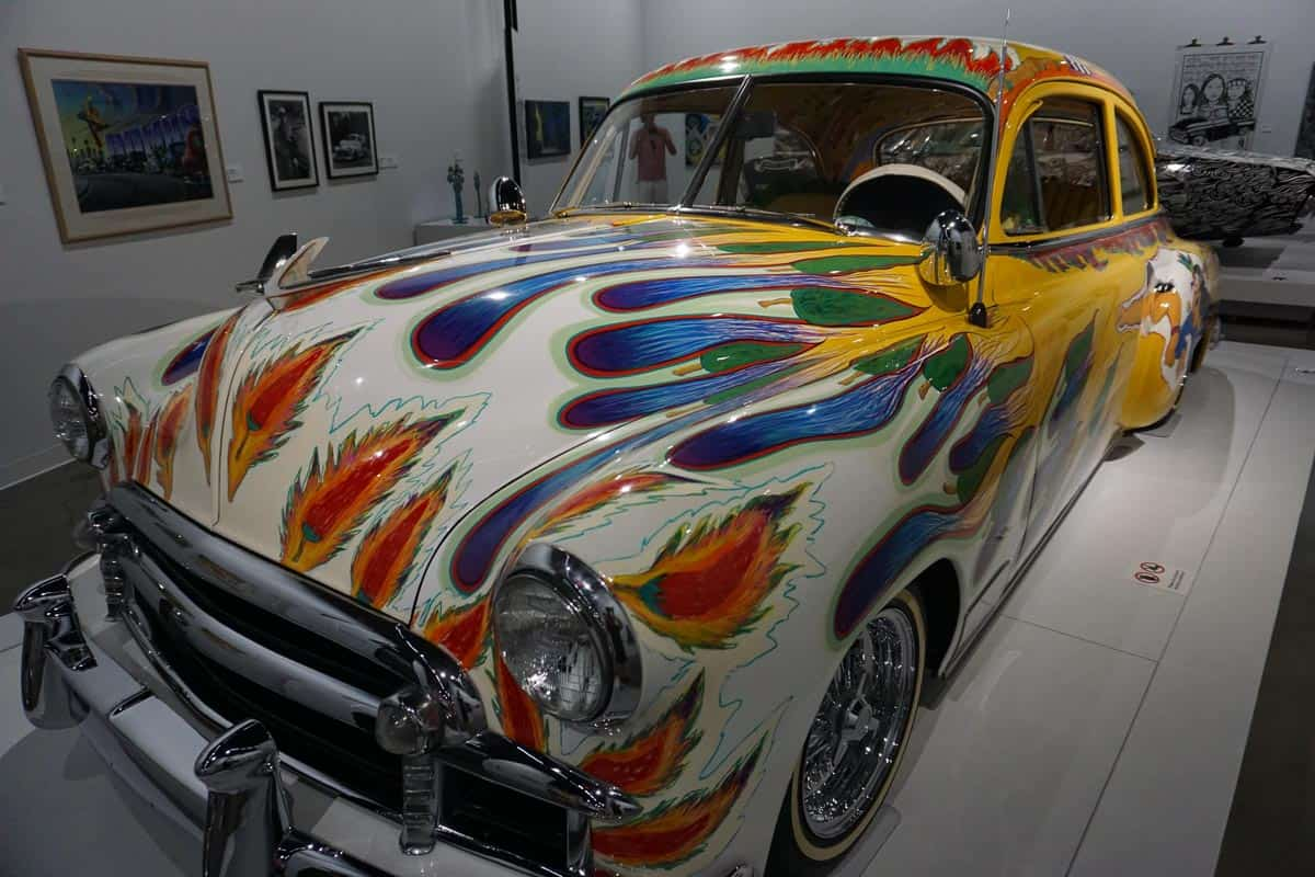 Peterson Automotive Museum - Family things to do in LA