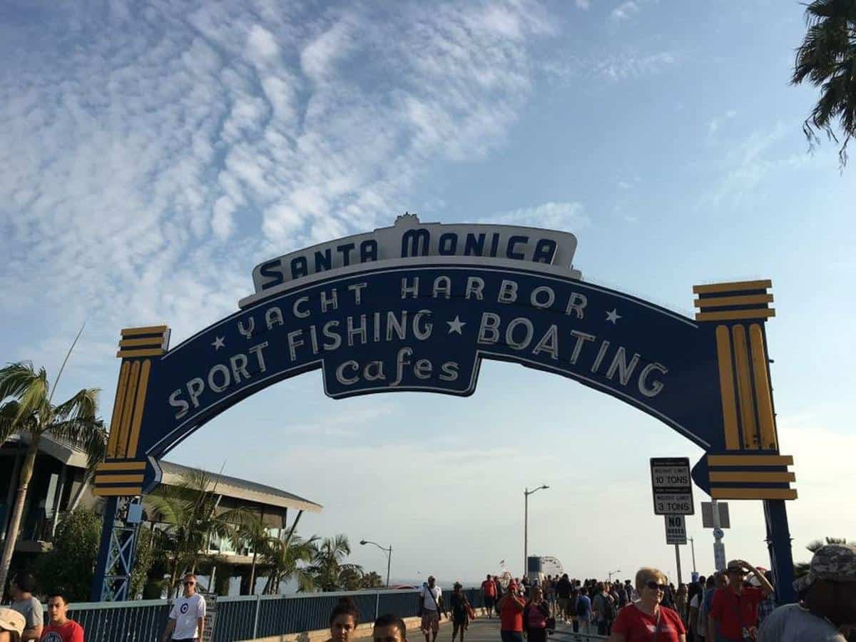 Santa Monica Pier - Fun things to do in kids in Los Angeles