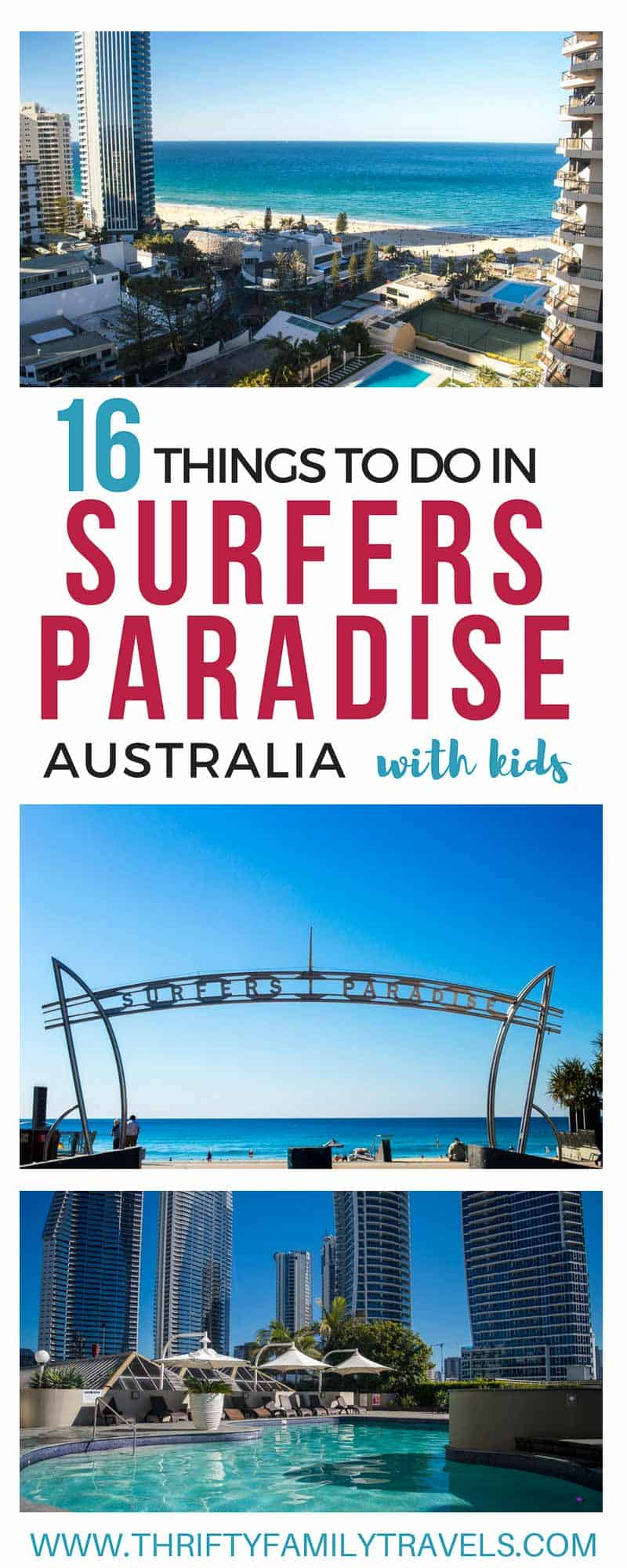 Best Things to do in Surfers Paradise with Kids