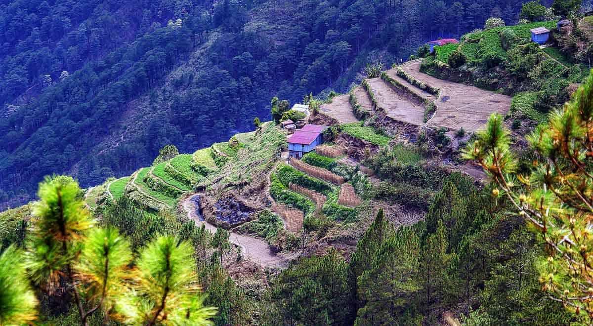 Cordillera Mountains - Sagada - The Philippines