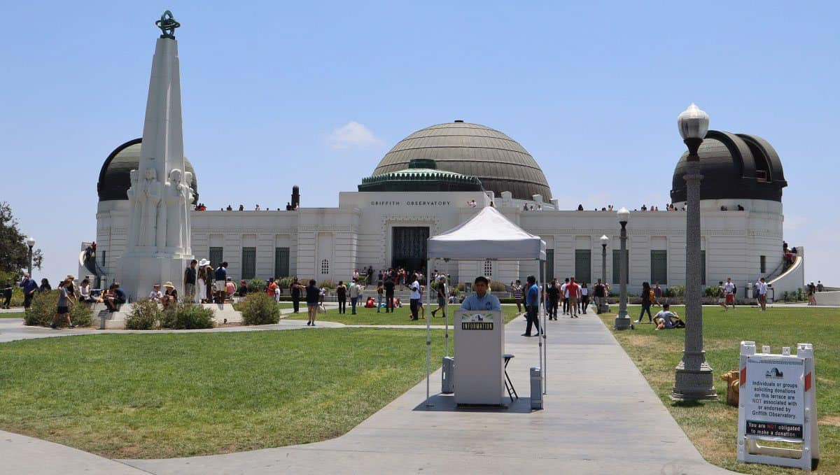 Griffith Observatory - Things to do in Los Angeles with Kids