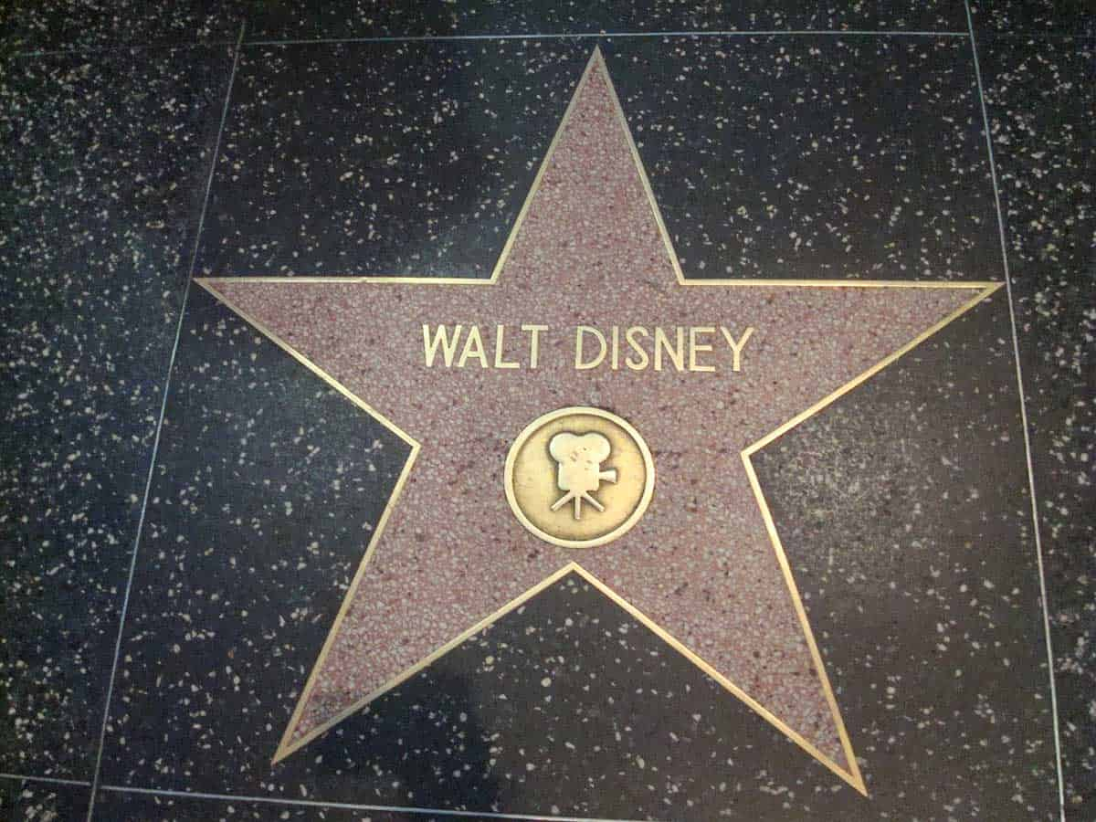 Hollywood Walk of Fame - Free things to do in Los Angeles with kids