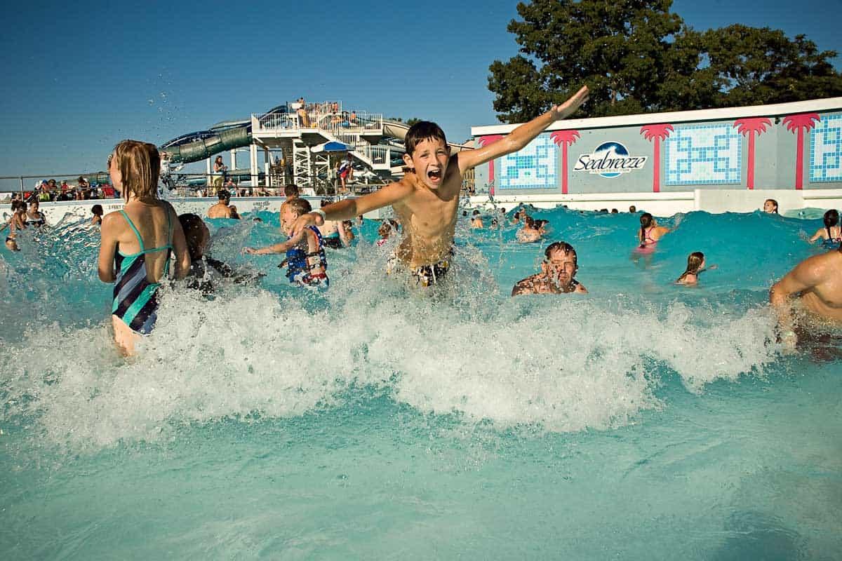Sea breeze Amusement Park - Rochester Attractions