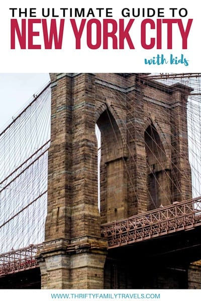 Fun things to do in NYC with kids
