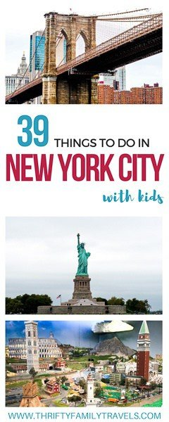 Best things to do with kids in NYC
