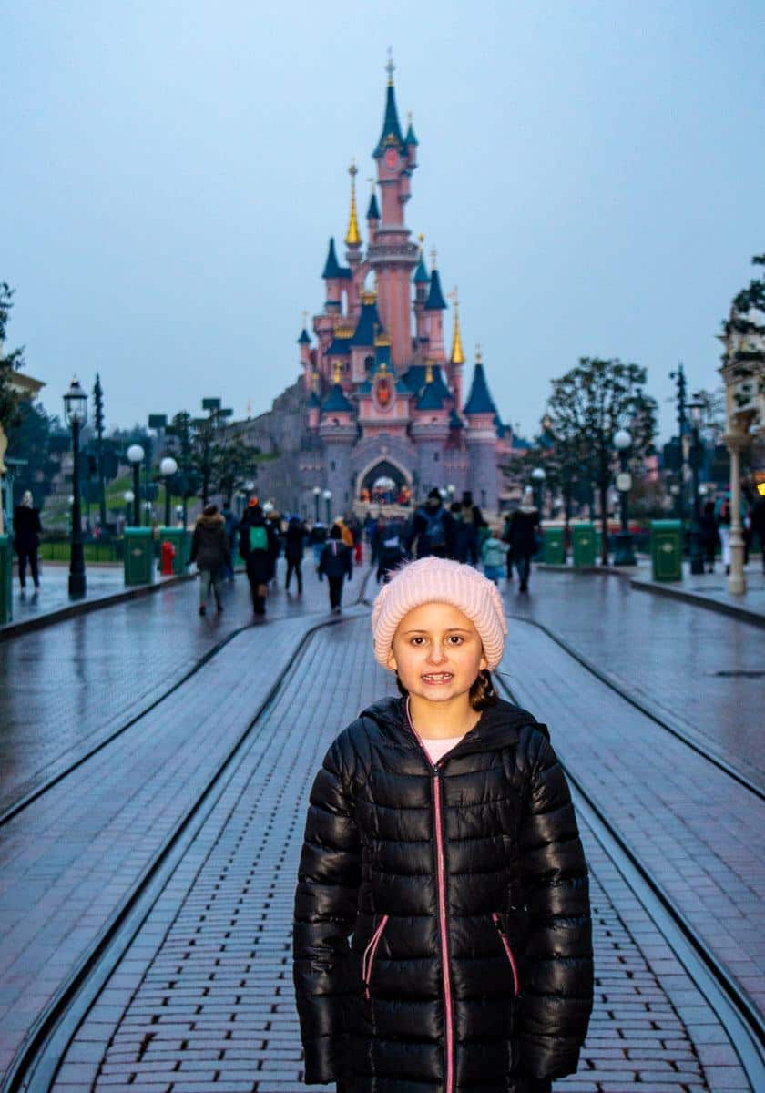 Disneyland: Things to do in Paris for children