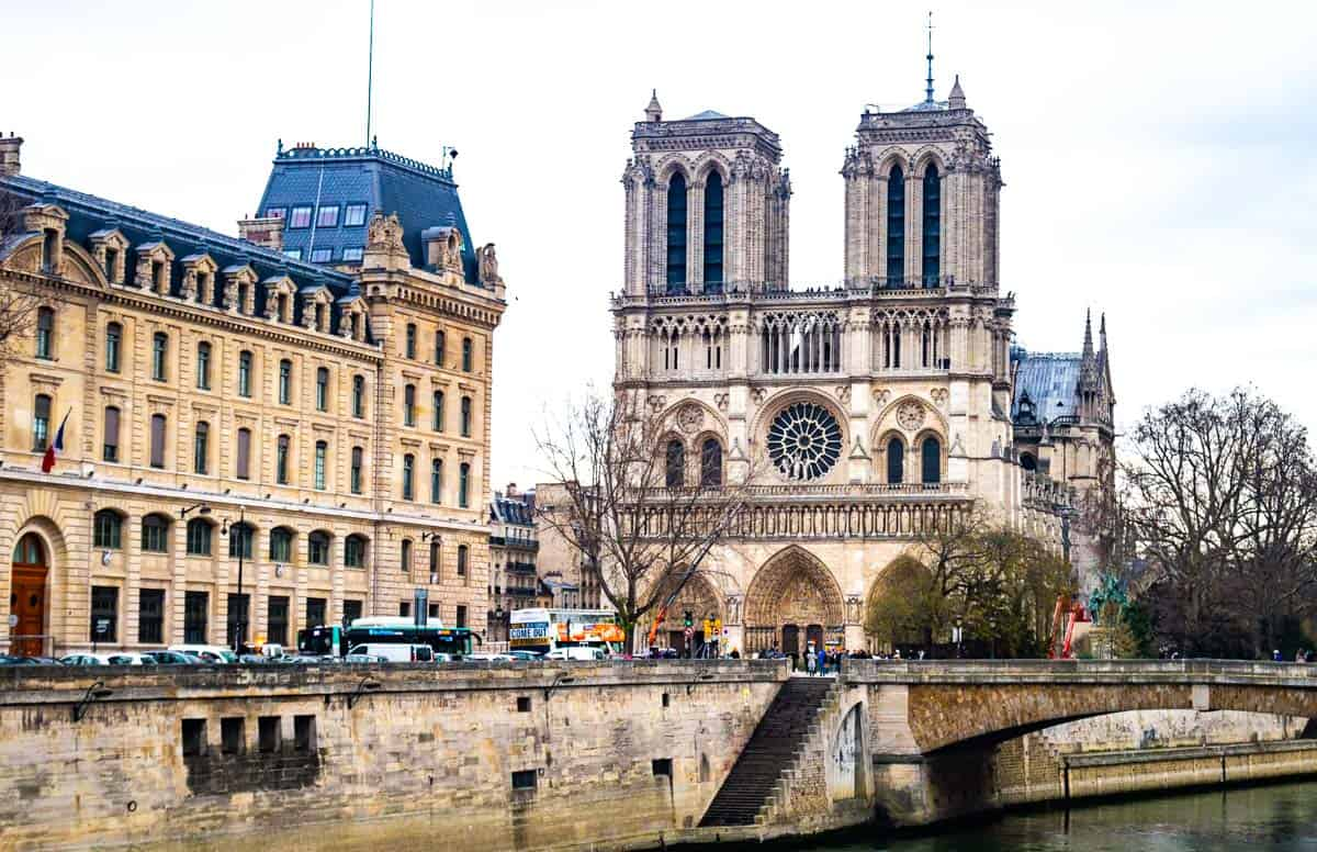 Notre Dame: Family things to do in Paris