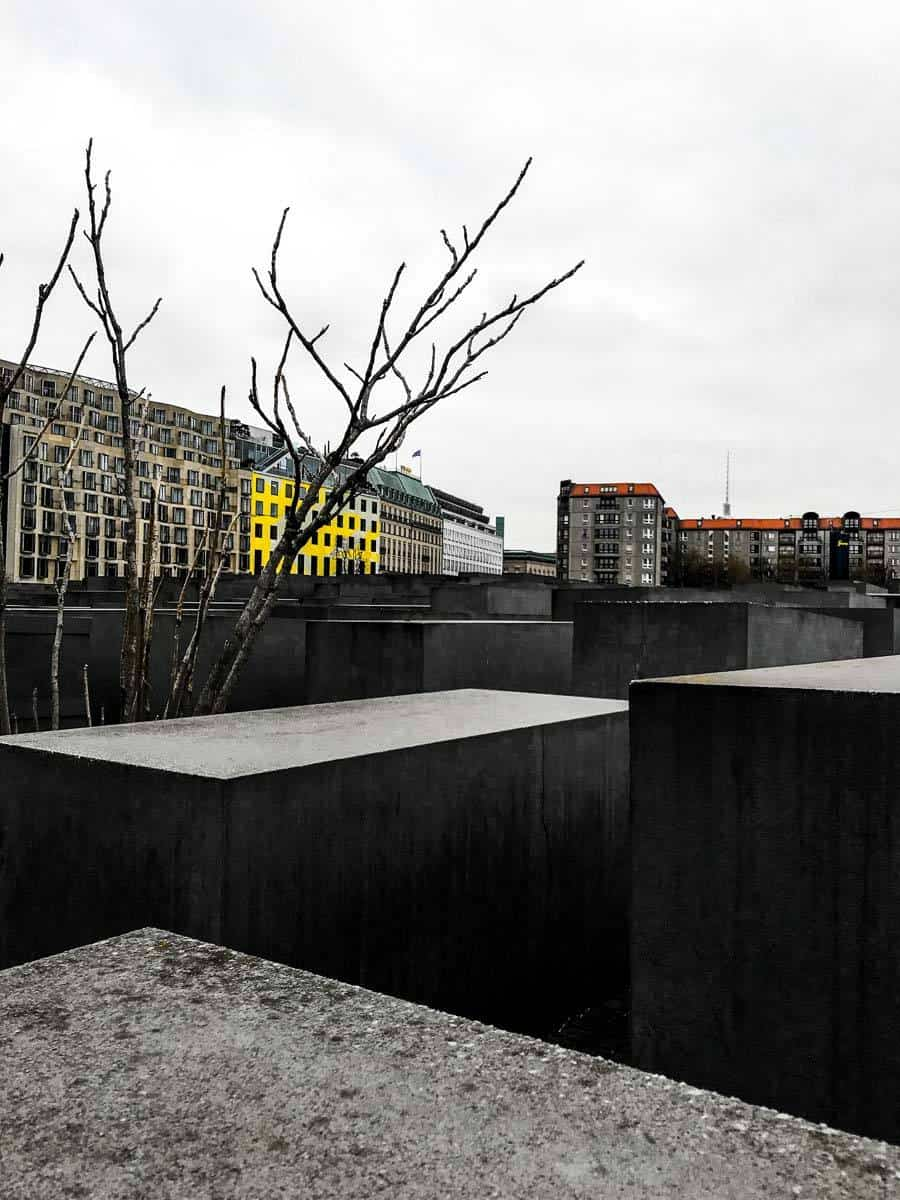 Jewish Memorial - itinerary for Berlin