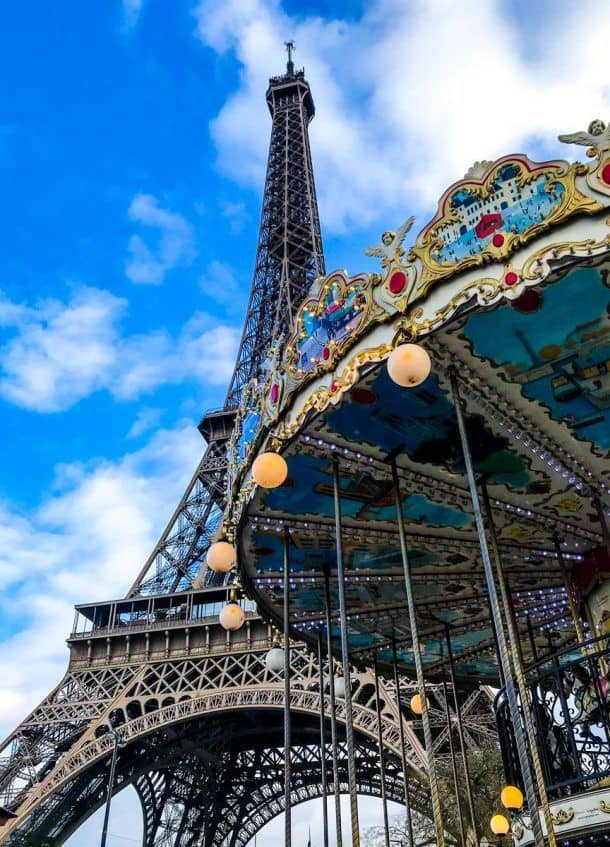 Eiffel Tower: Things to do in Paris with children
