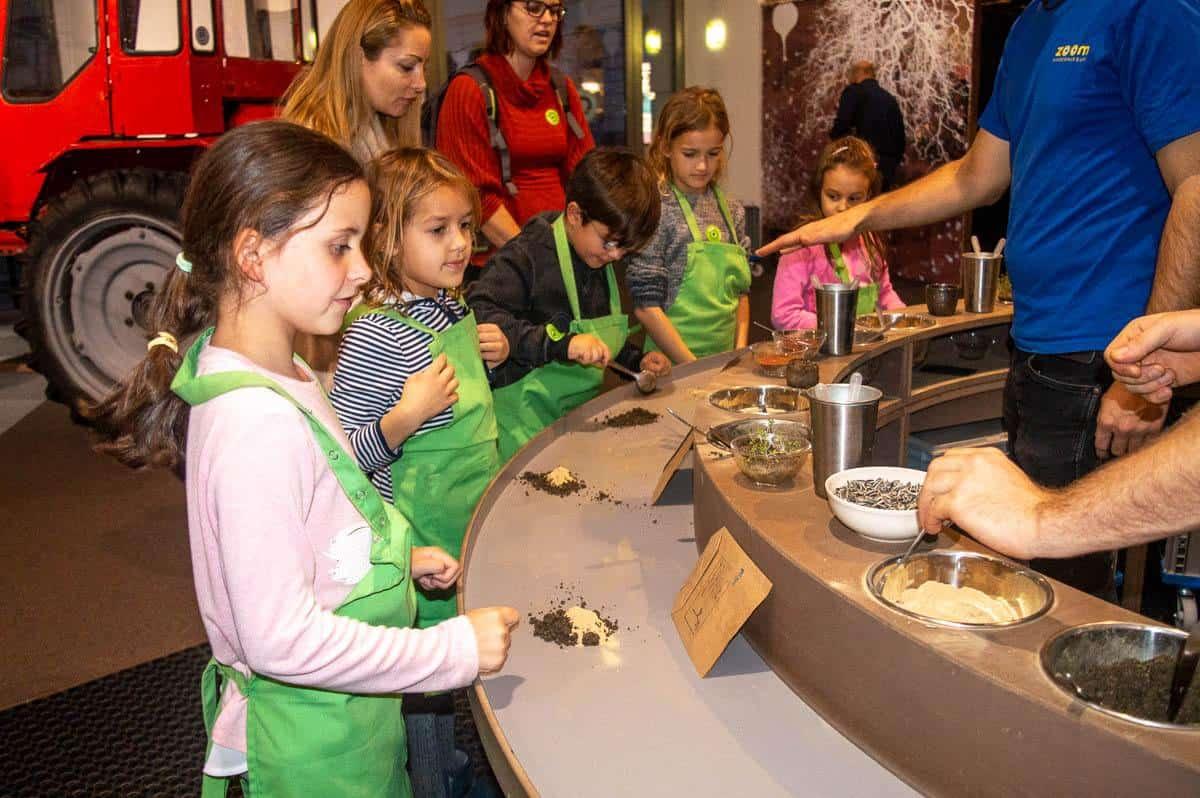 Best museums in Vienna for children