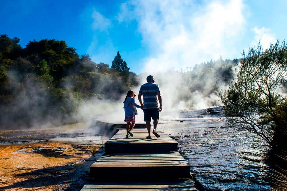 Orakei Korako Geothermal Park & Cave - What to do in Taupo