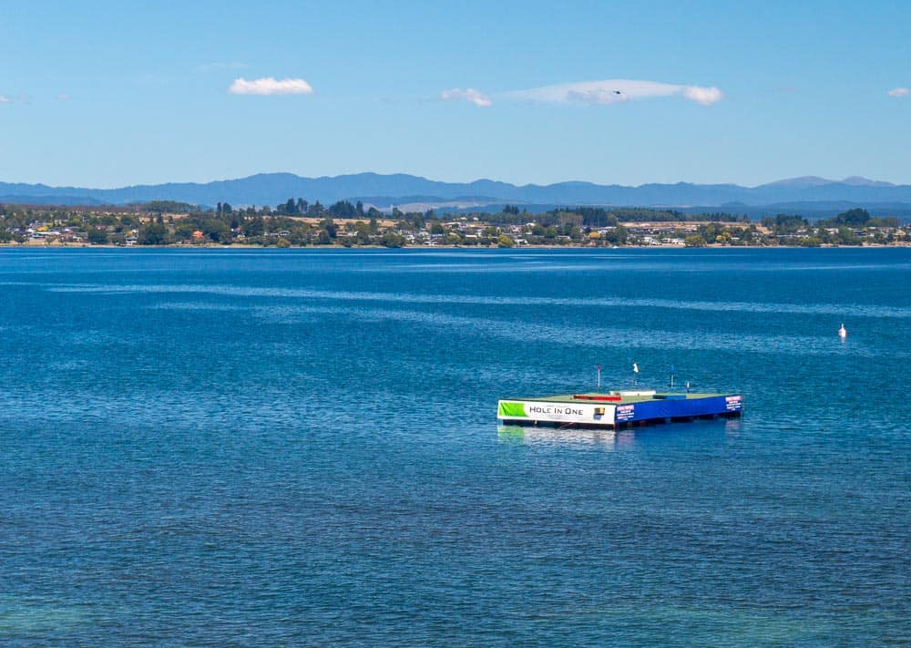 What to do in Lake Taupo