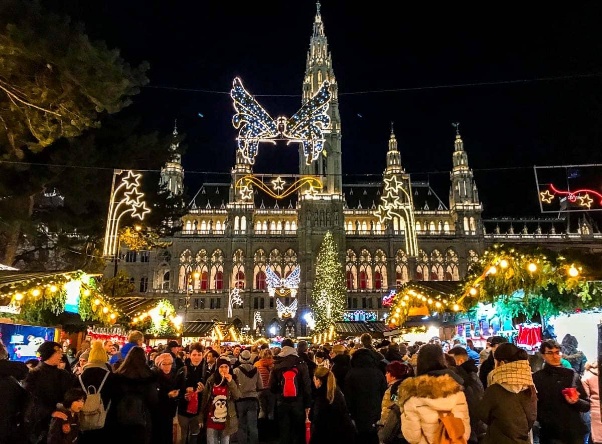 Vienna winter attractions