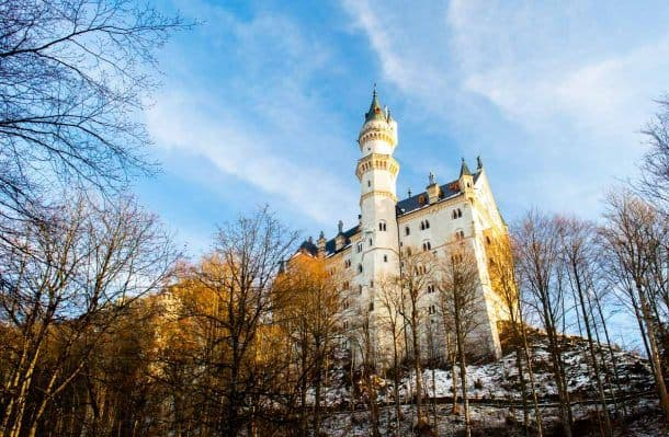 Castles near Munich