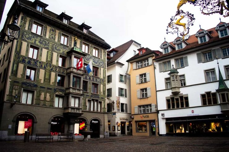 What to do in Lucerne for a day