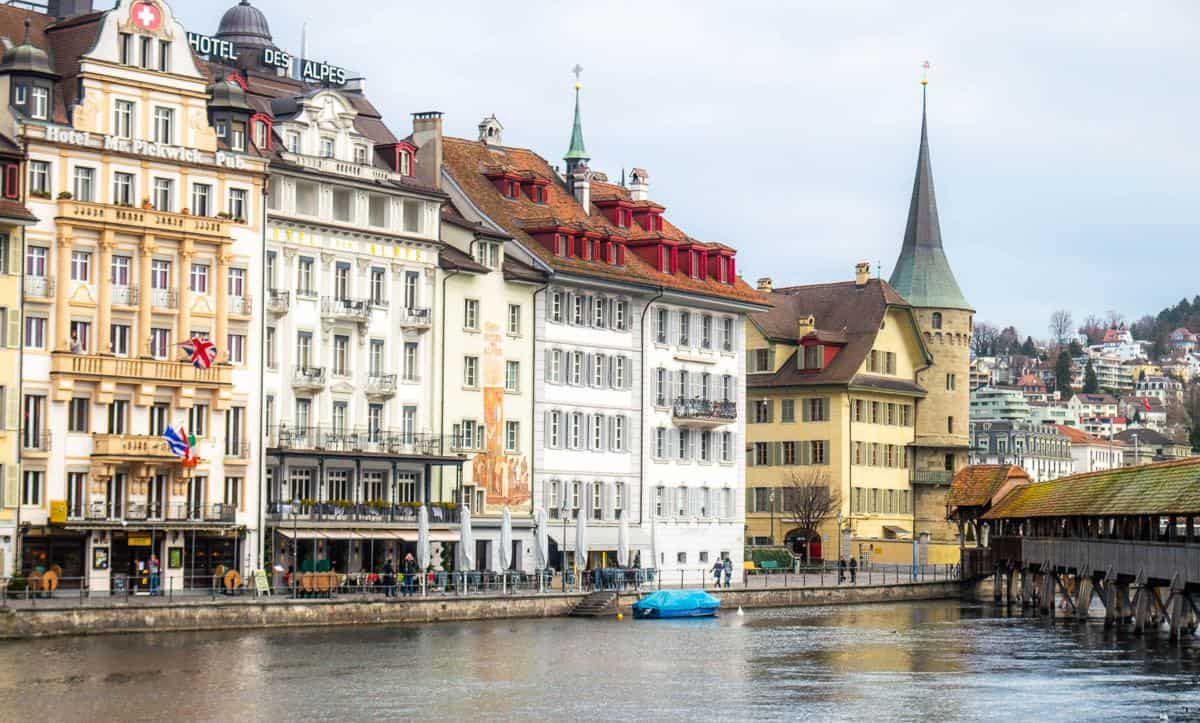 Best things to do in Lucerne with Kids