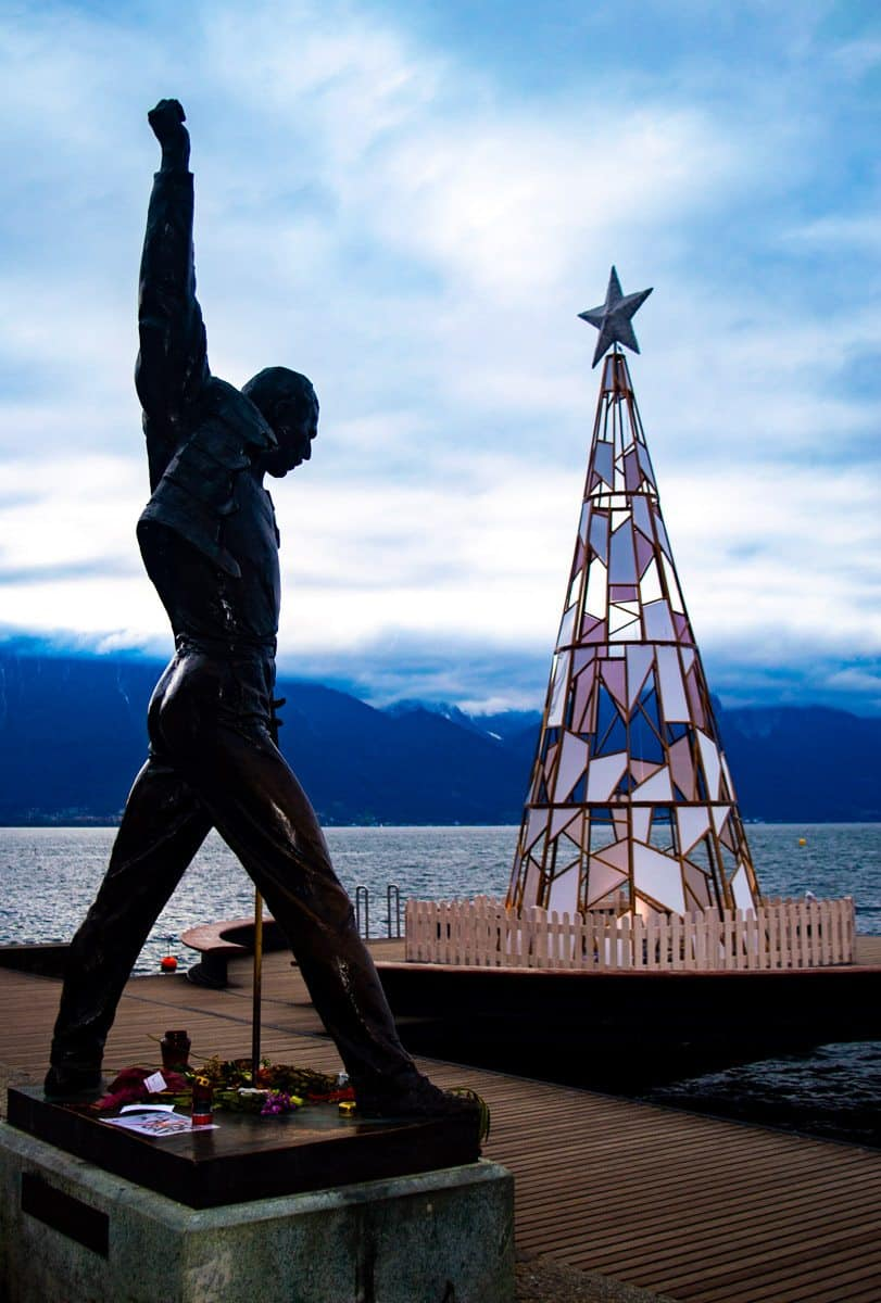 Attractions in Montreux