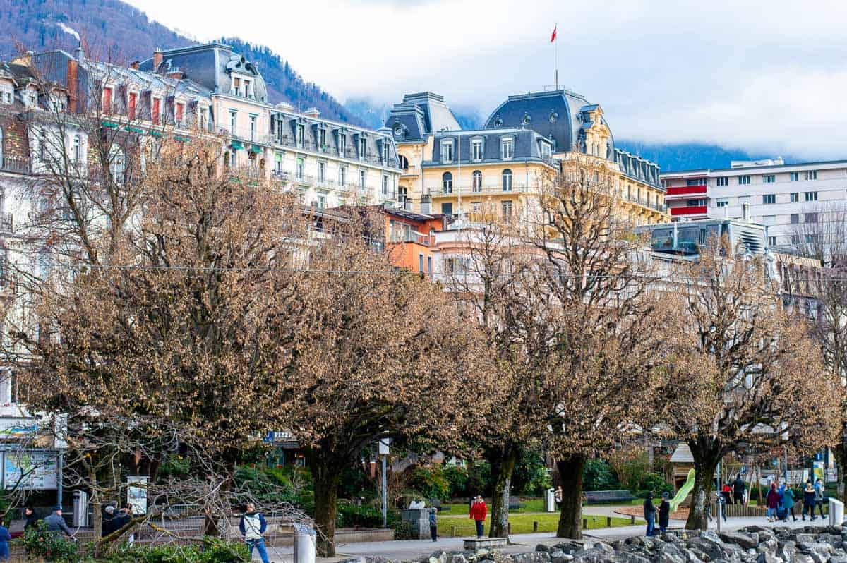Things to do in Montreux