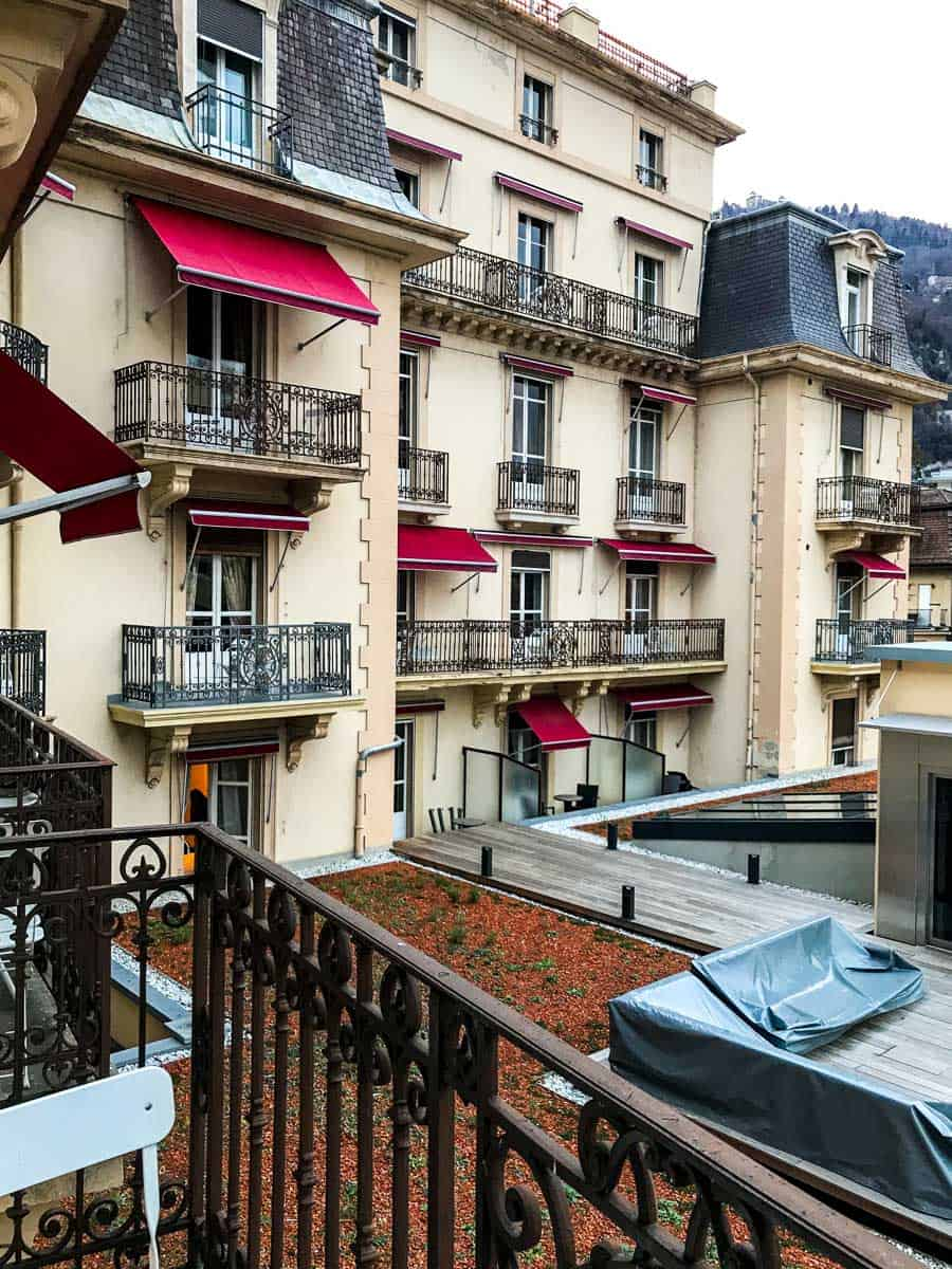 Best hotels in Montreux