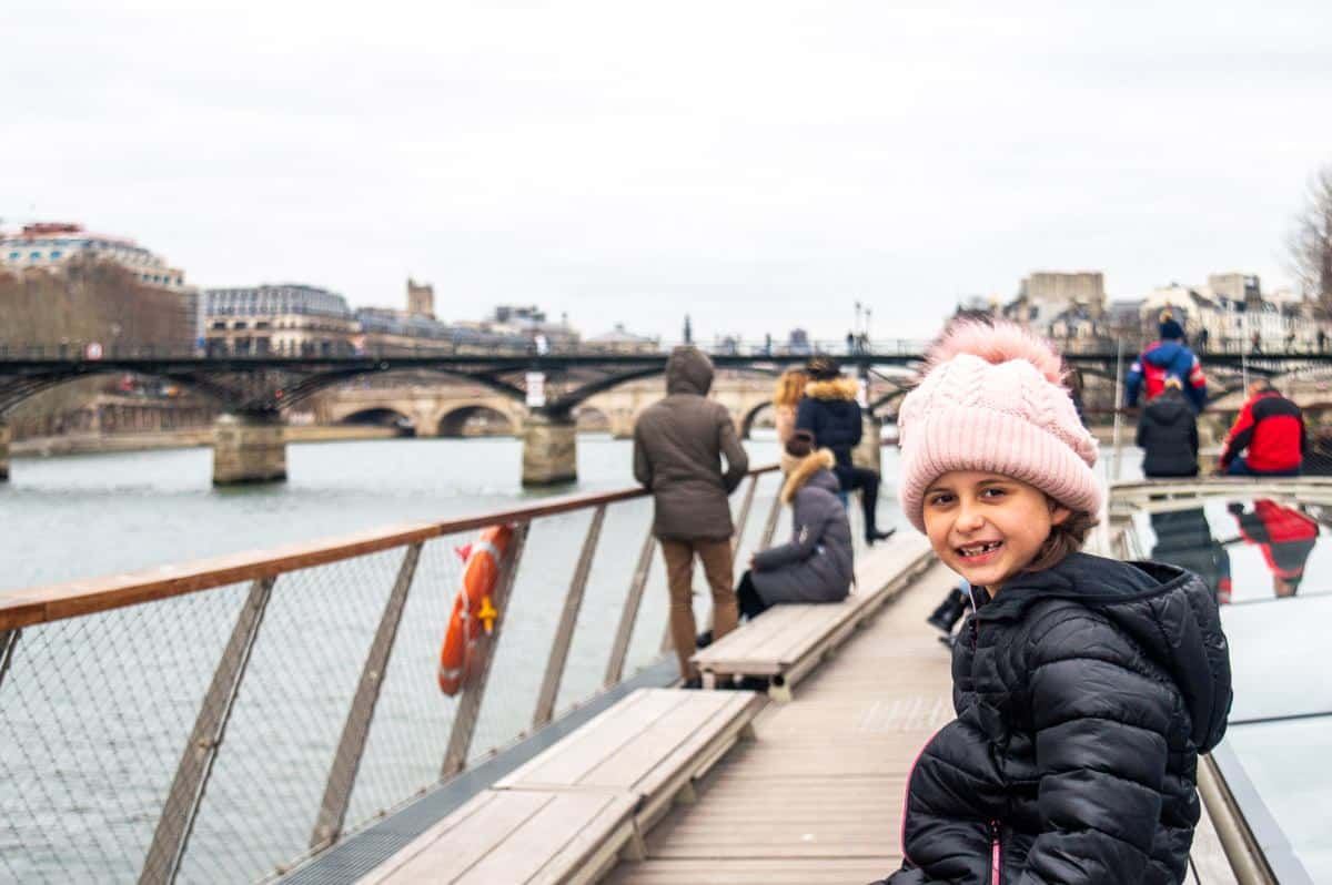 Seine River Cruise: Family trip to Paris