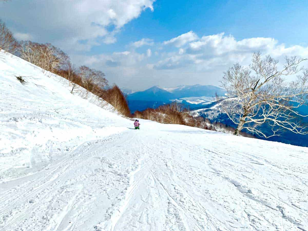 Hokkaido - Japan with kids