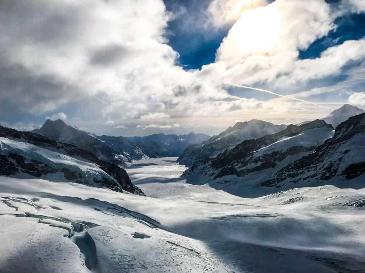 Lucerne Jungfrau Tour