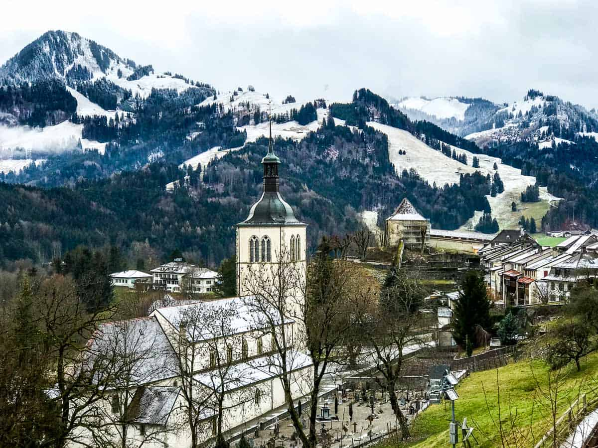 Day trips from Montreux