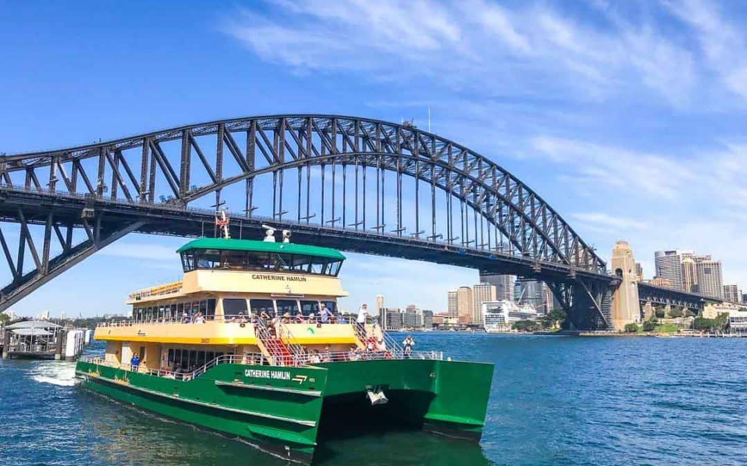 The Best Things to in Sydney with Kids