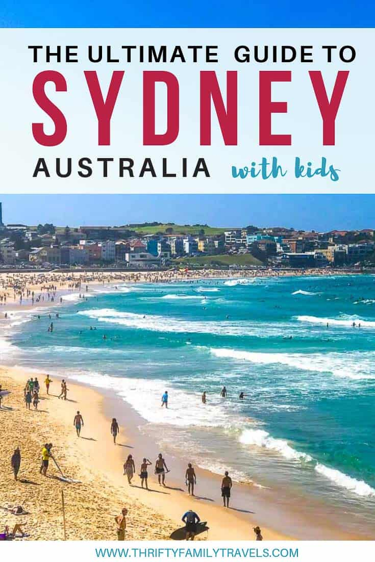 Things for kids in do in Sydney