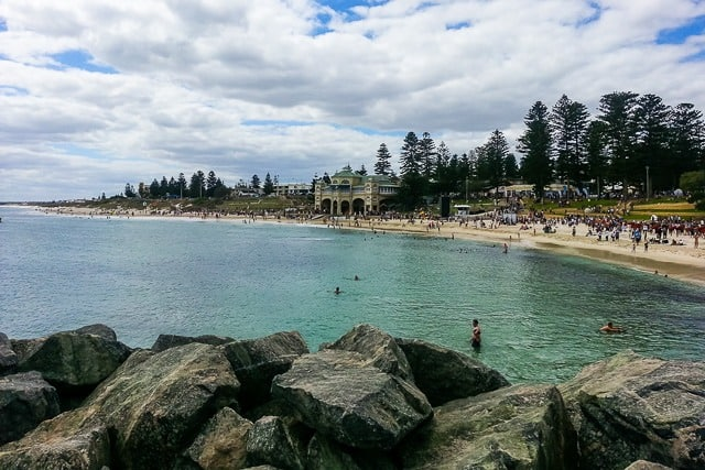 Things to do in Perth with kids