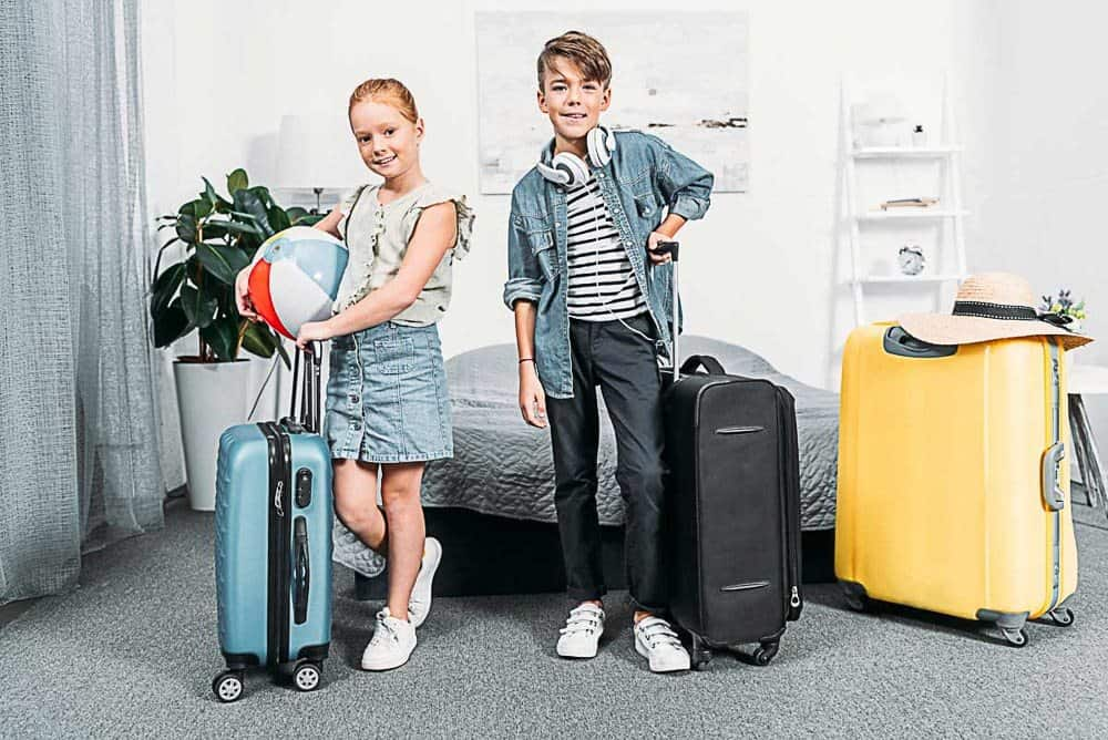The Best Kids Suitcase 2020