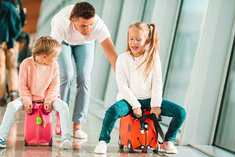 The Best Kids Ride-On Luggage – 2020