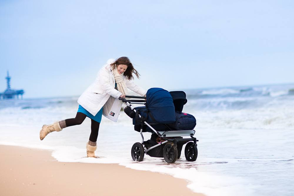 The Best Lightweight Double Stroller for Travel