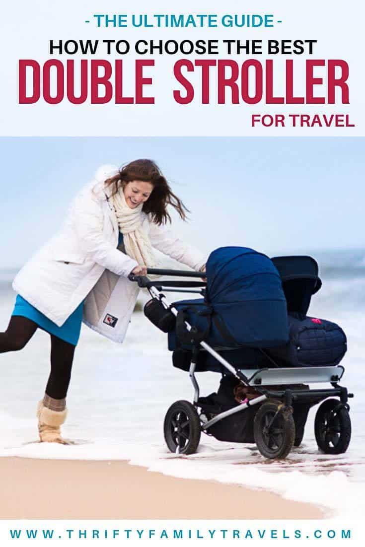 Best Lightweight Double Stroller for Travel