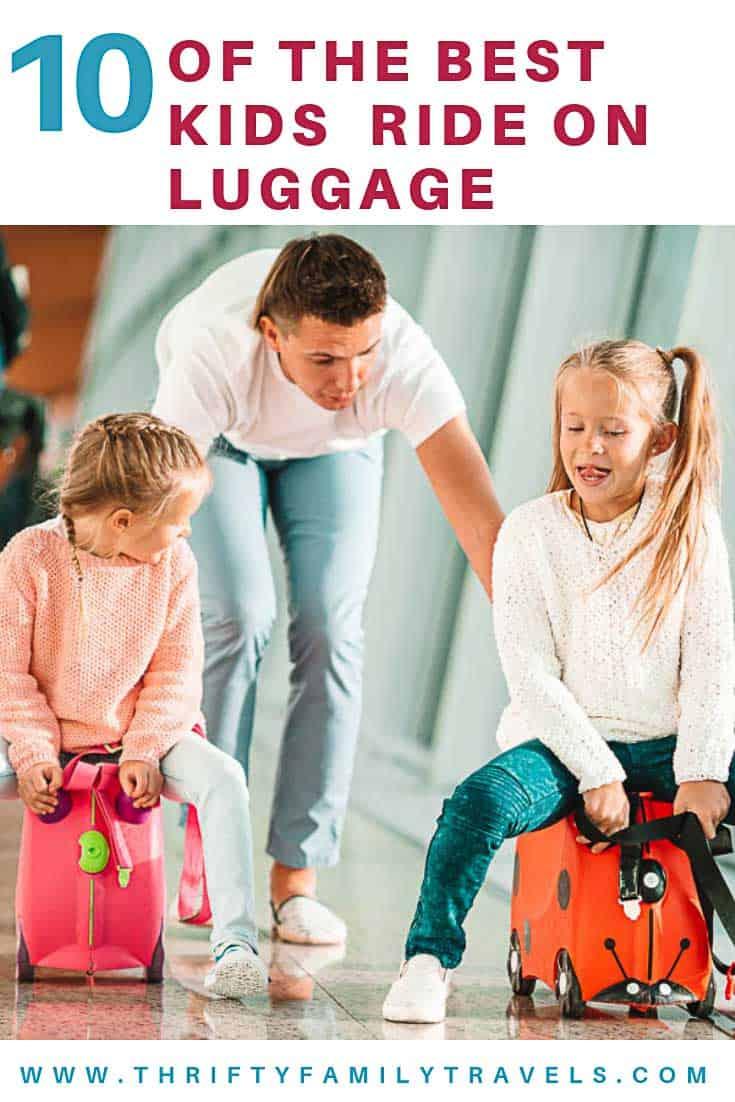 Kids Ride On Luggage