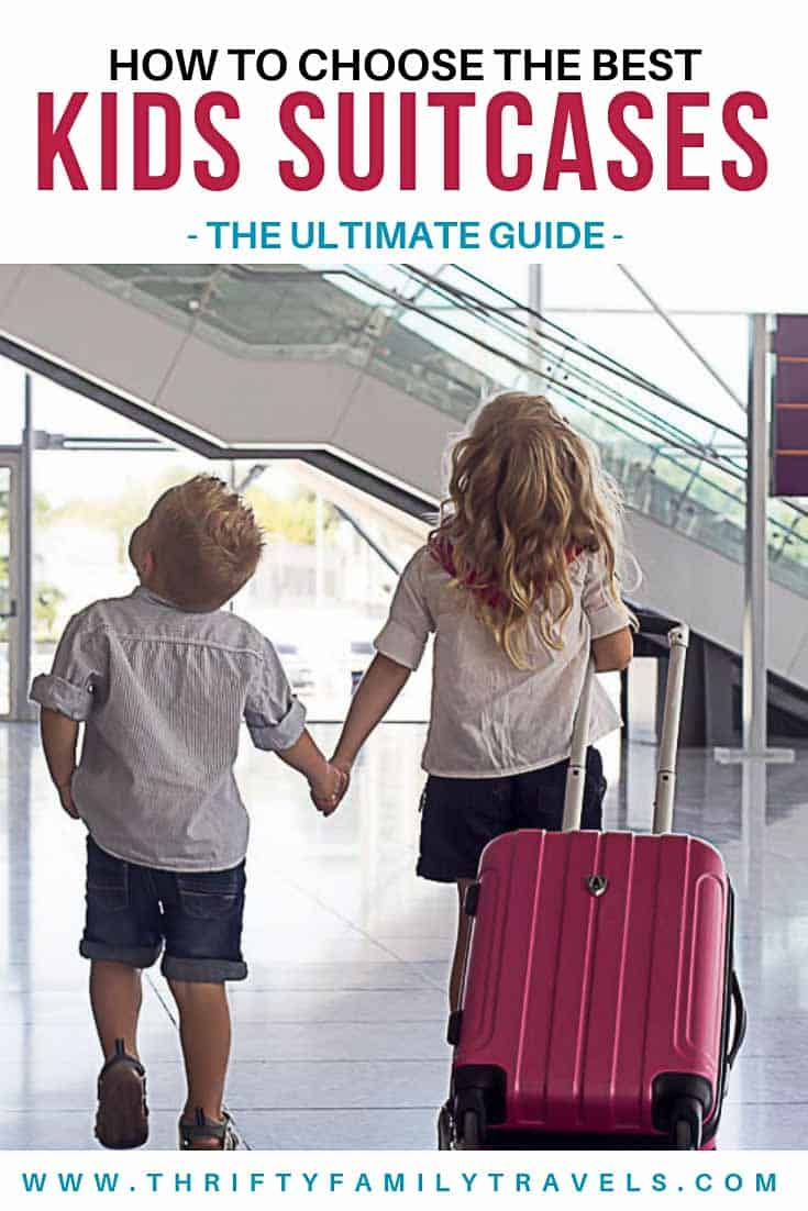 Best Kids Suitcases