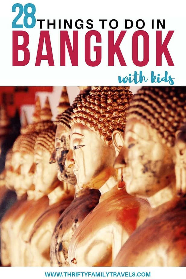 Best things to do in Bangkok with kids