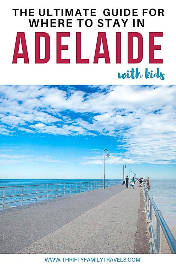 Budget family accommodation - Adelaide