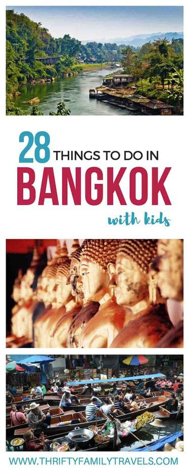 Places to visit in Bangkok with kids
