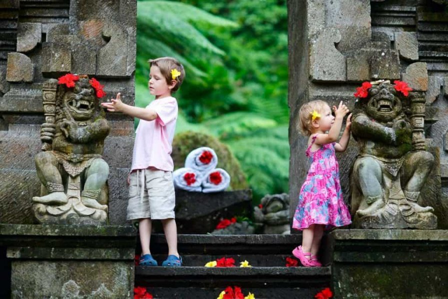 Best things to do in Bali with Kids