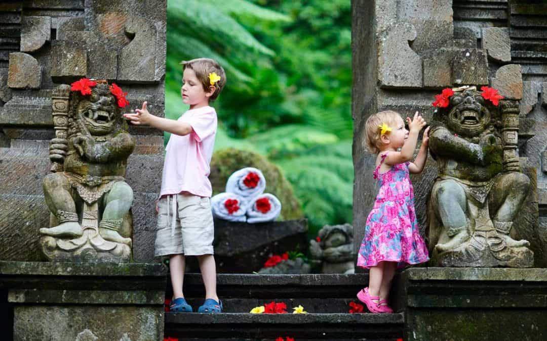 The Ultimate List of Things to do in Bali with Kids