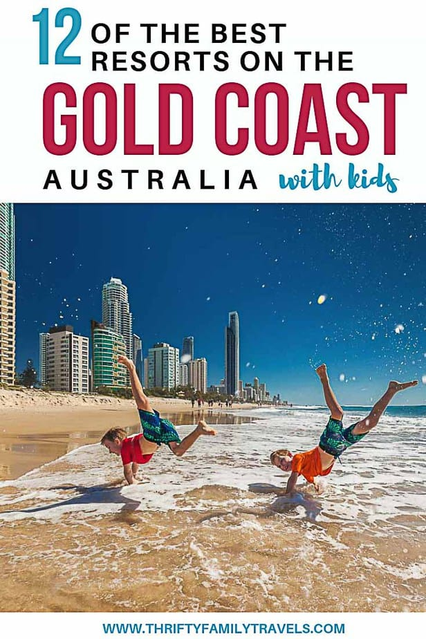 Best kid friendly resorts - Gold Coast