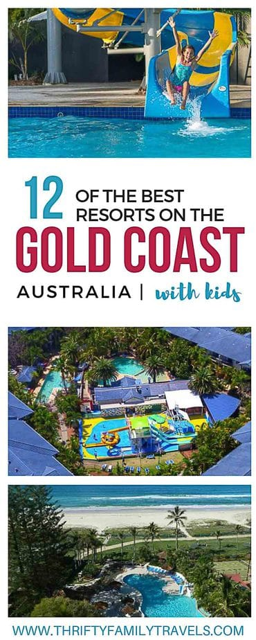Best kids resort - Gold Coast