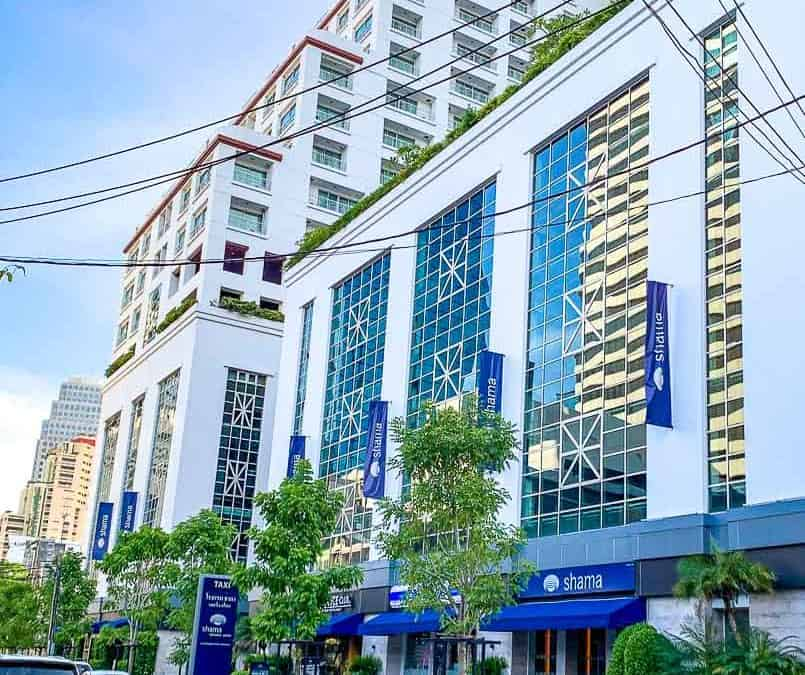 Bangkok Family Hotel: Shama Lakeview Asoke Review