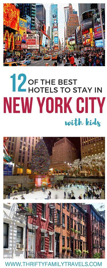 Best hotels in NYC for families