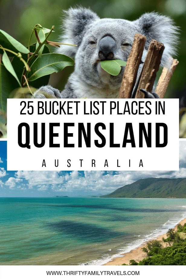 Where to go in Queensland