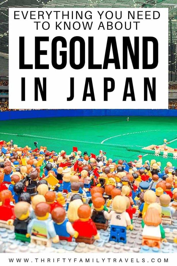 Legoland Japan Review