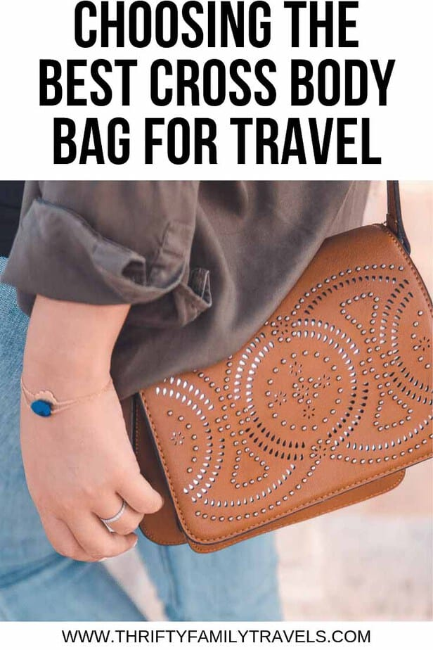 Best Cross body bag for travel