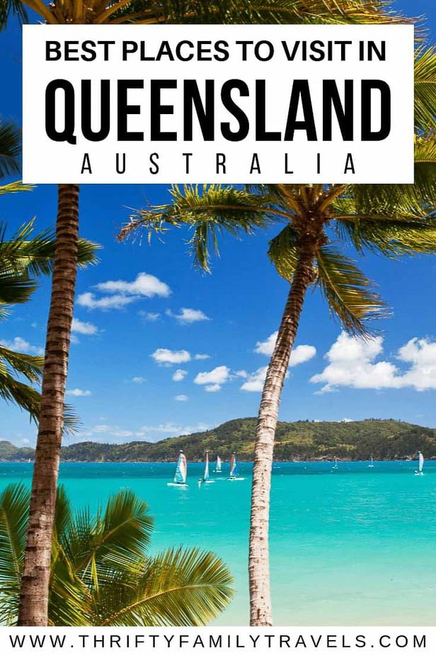 Queensland places to visit